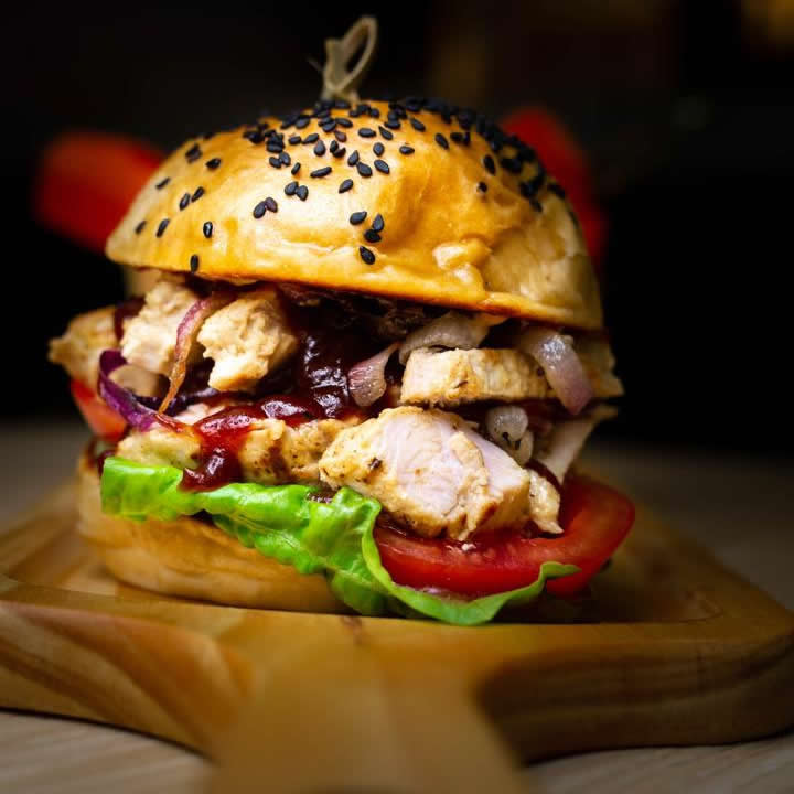 Pulled Burger