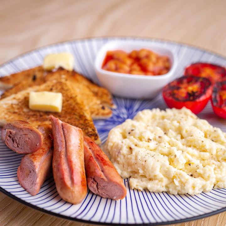 oeuvre breakfast 3